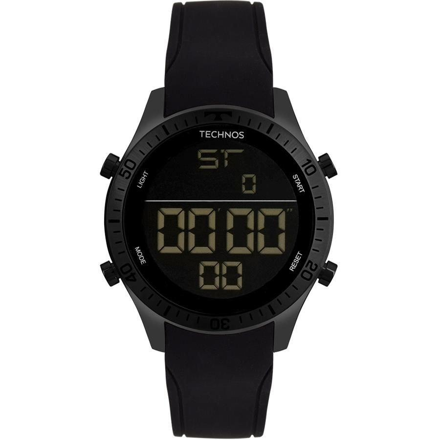 1fd0bc82555 Relógio Masculino Technos Racer T02139ae 4f 46mm Silicone - R  321 ...