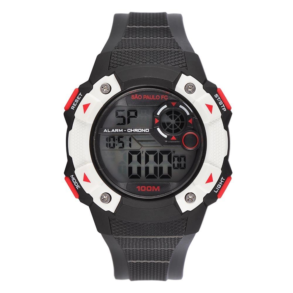 1ab0a0037cae1 Relógio Masculino Technos São Paulo Digital Sao1360ab 8p - R  145,00 ...