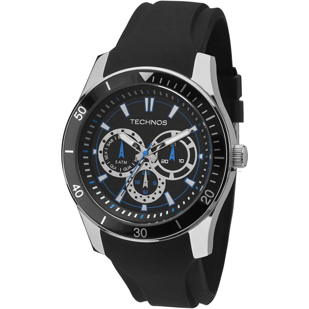 c8ec2dd8477ed Relógio Masculino Technos Analógico Casual 6p29aiq 8p - R  348,00 em ...