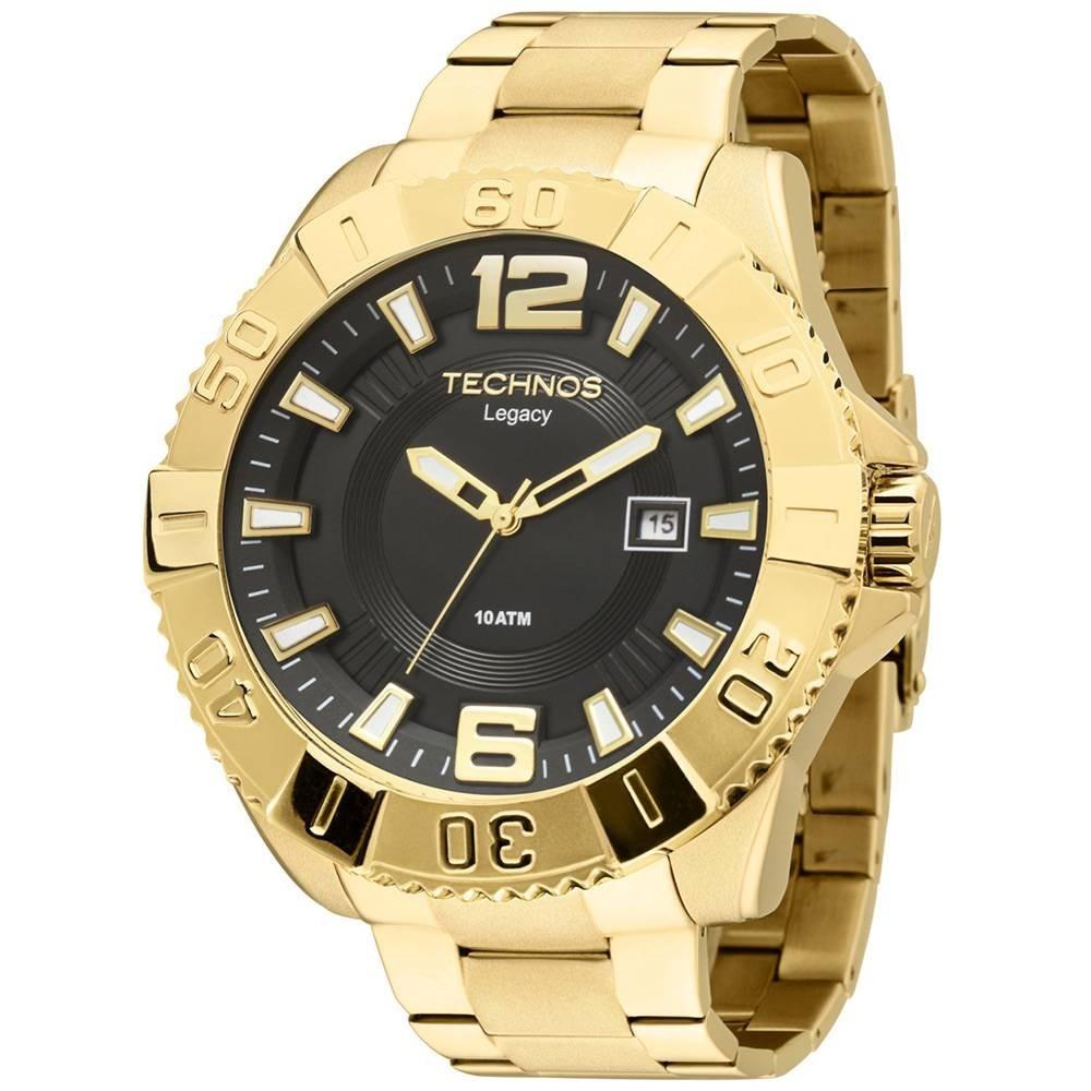 Relógio Masculino Technos 2315aao 4p - Loja Oficial Clocke - R  859 ... ef4d682156