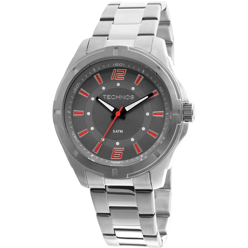 e610a7a8a708d Relógio Masculino Technos Analógico Esportivo 2036lod 1r - R  204