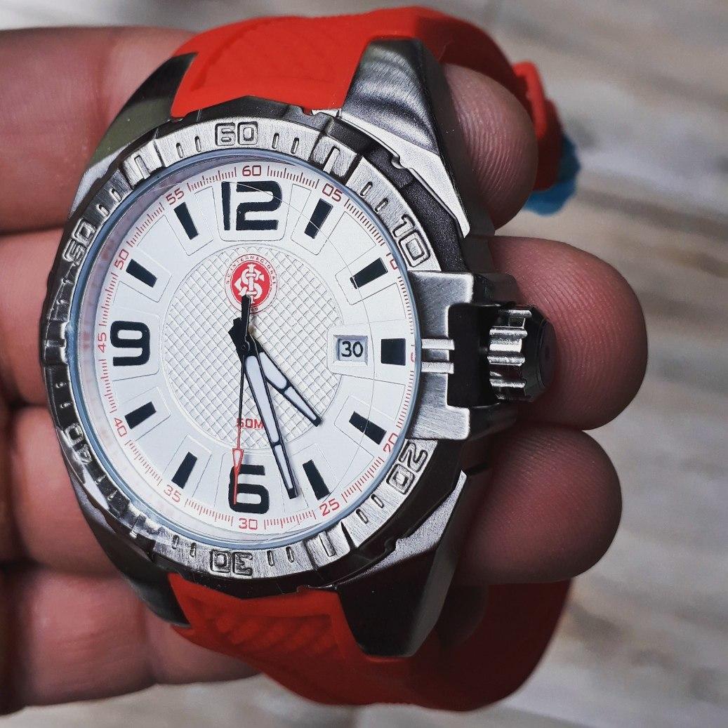 3e9f948bbfa Relógio Masculino Clubes Technos Analógico Internacional 50m - R ...