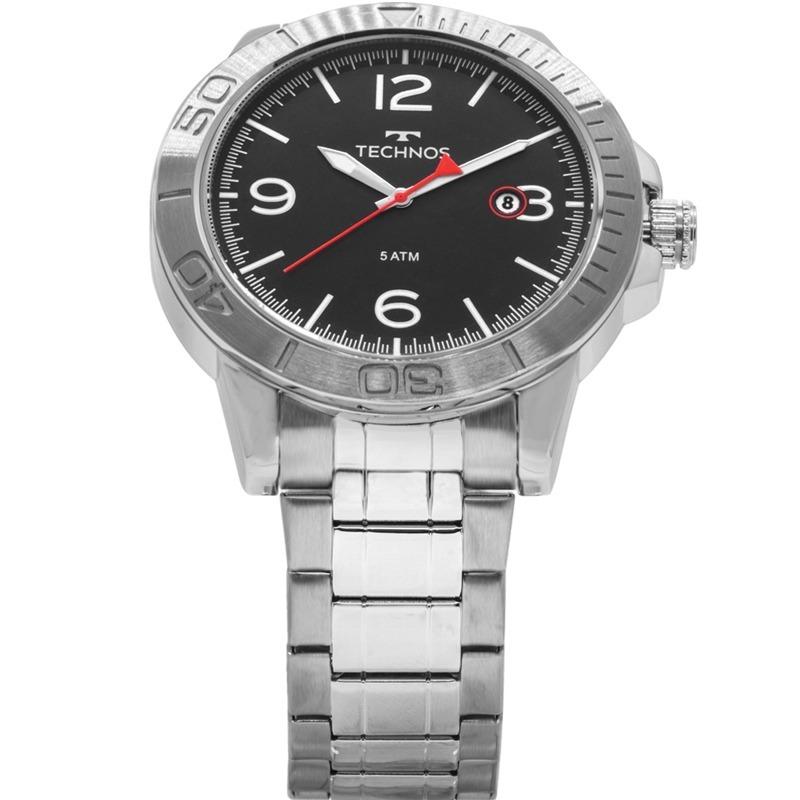 327d99a1a66d8 kit relógio masculino technos mochila advert advert2315kzo. Carregando  zoom... relógio masculino technos. Carregando zoom.
