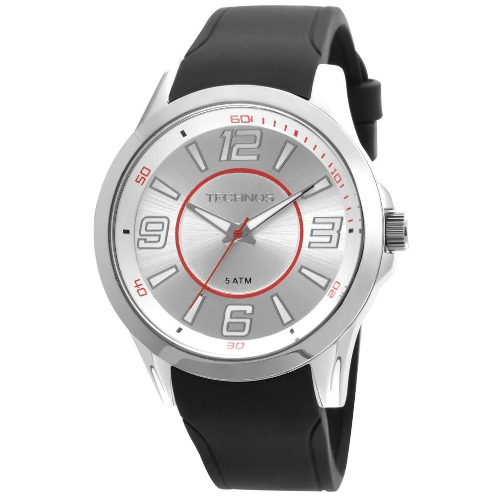 ddf5fcaaa4a relógio masculino technos analógico esportivo 2036lnx 8b. Carregando zoom.