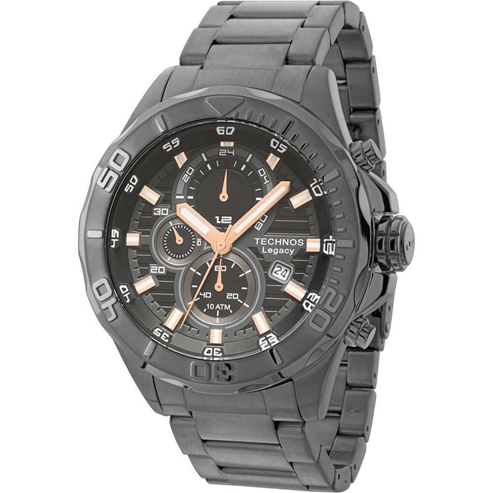 57c3fe37573 Relógio Masculino Technos Analógico Js15ba 3c - R  429