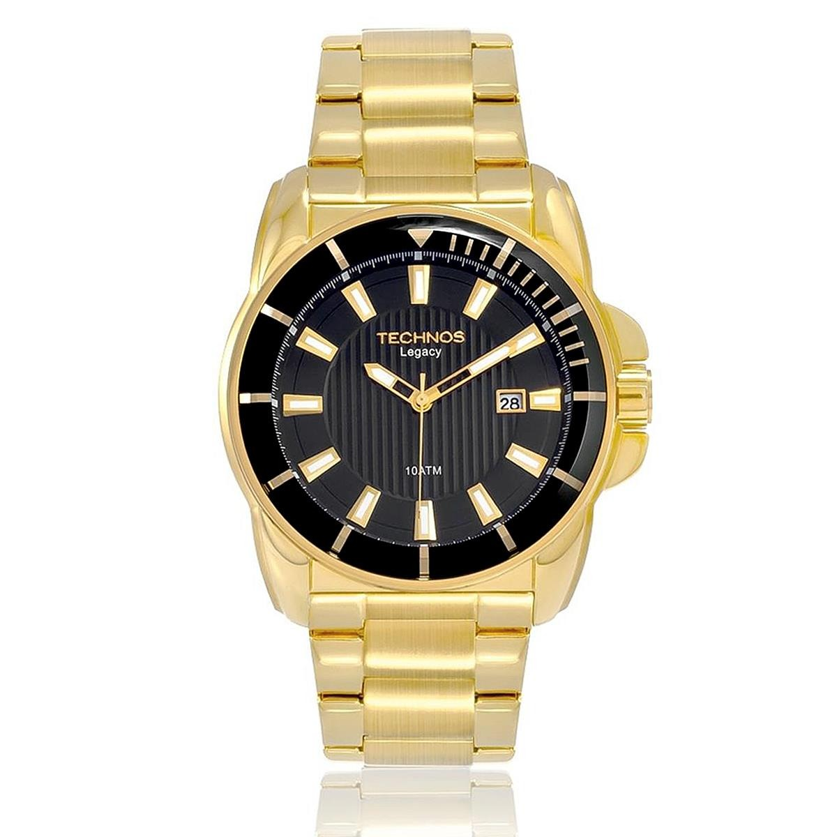 c87737e3c06 relógio masculino technos classic legacy analógico 2315aap 4. Carregando  zoom.