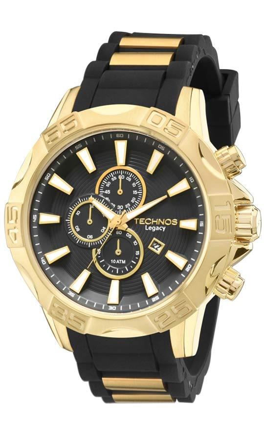 018ade8a2df relógio masculino technos classic legacy os10ew 8p. Carregando zoom.
