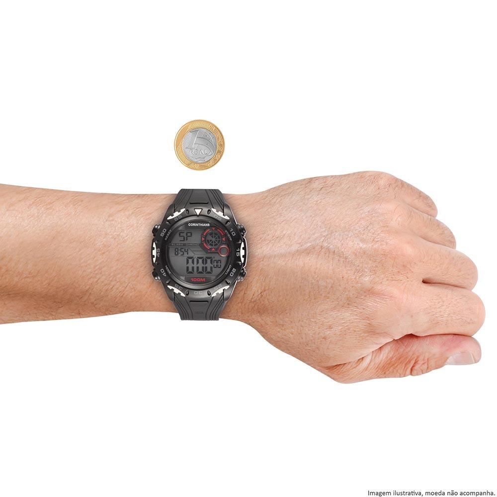 697b1cb8bd81f relógio masculino technos corinthians digital cor1360 8p. Carregando zoom.