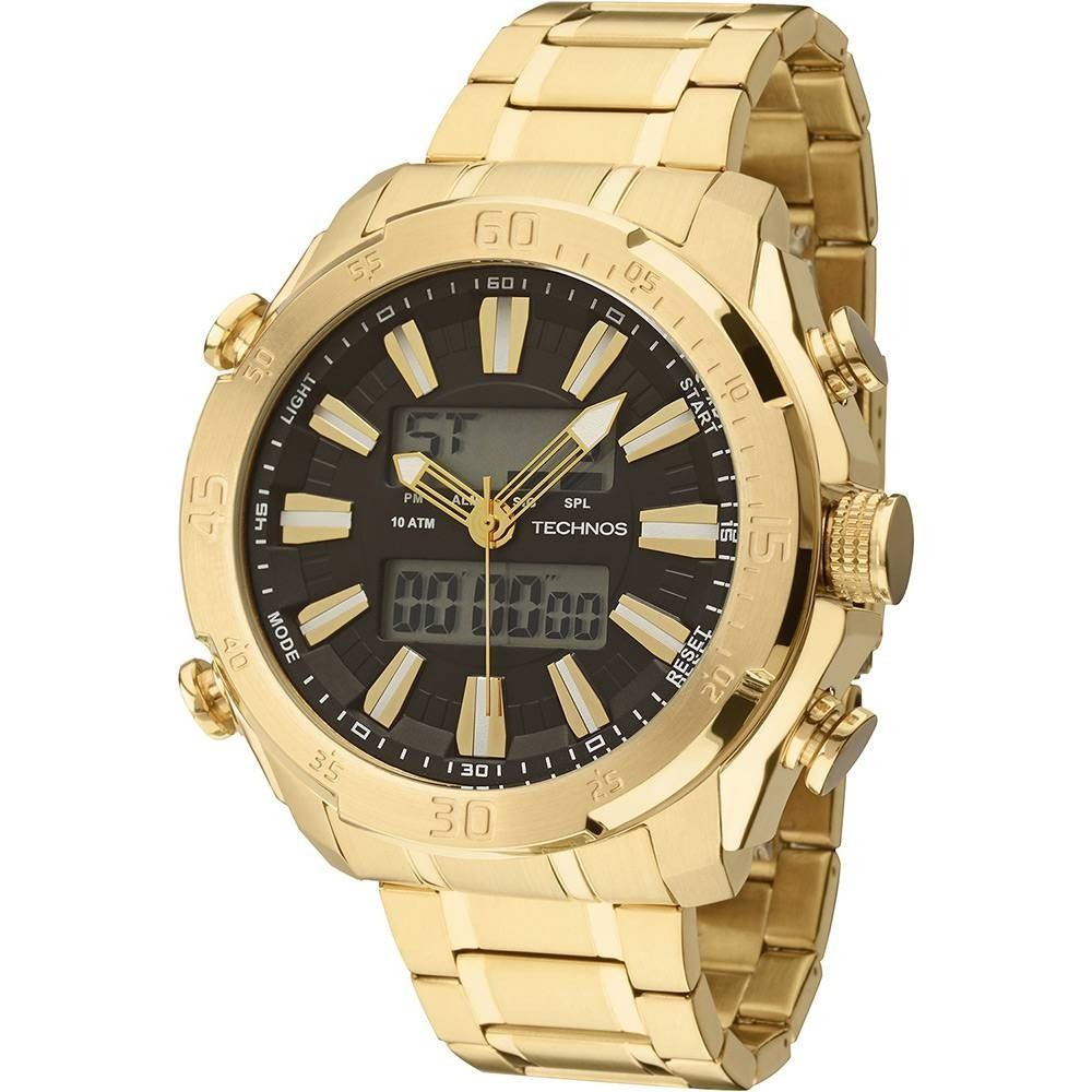 relógio masculino technos esportivo 0527ac 4p - loja oficial. Carregando  zoom. a1949f8f3b