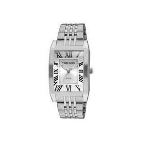 Relógio Masculino Technos Executive 1m12rn/1k Garantia- Nf