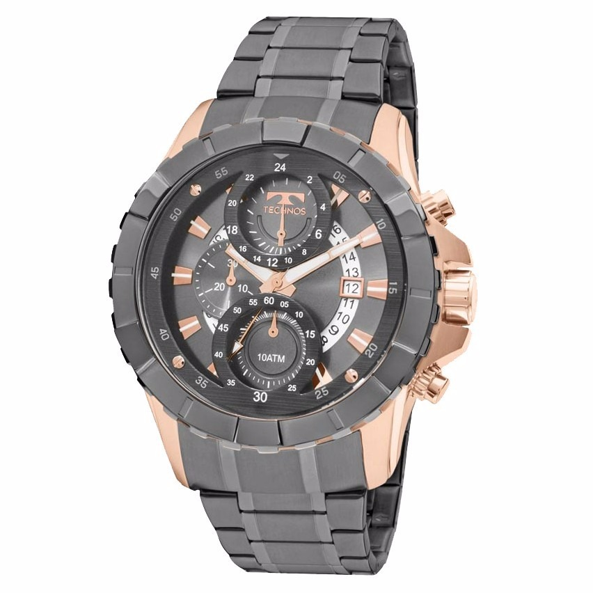 322f0989283 relógio masculino technos legacy - js15el 4c + nfe. Carregando zoom.