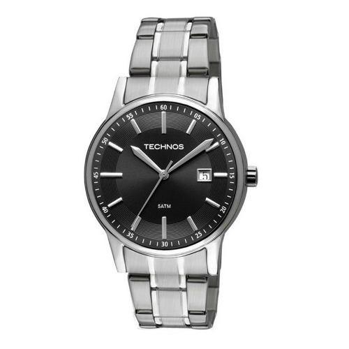 c8dc86488ad Relógio Masculino Technos Prata 2115ro1p Original C  Nota F - R  279 ...
