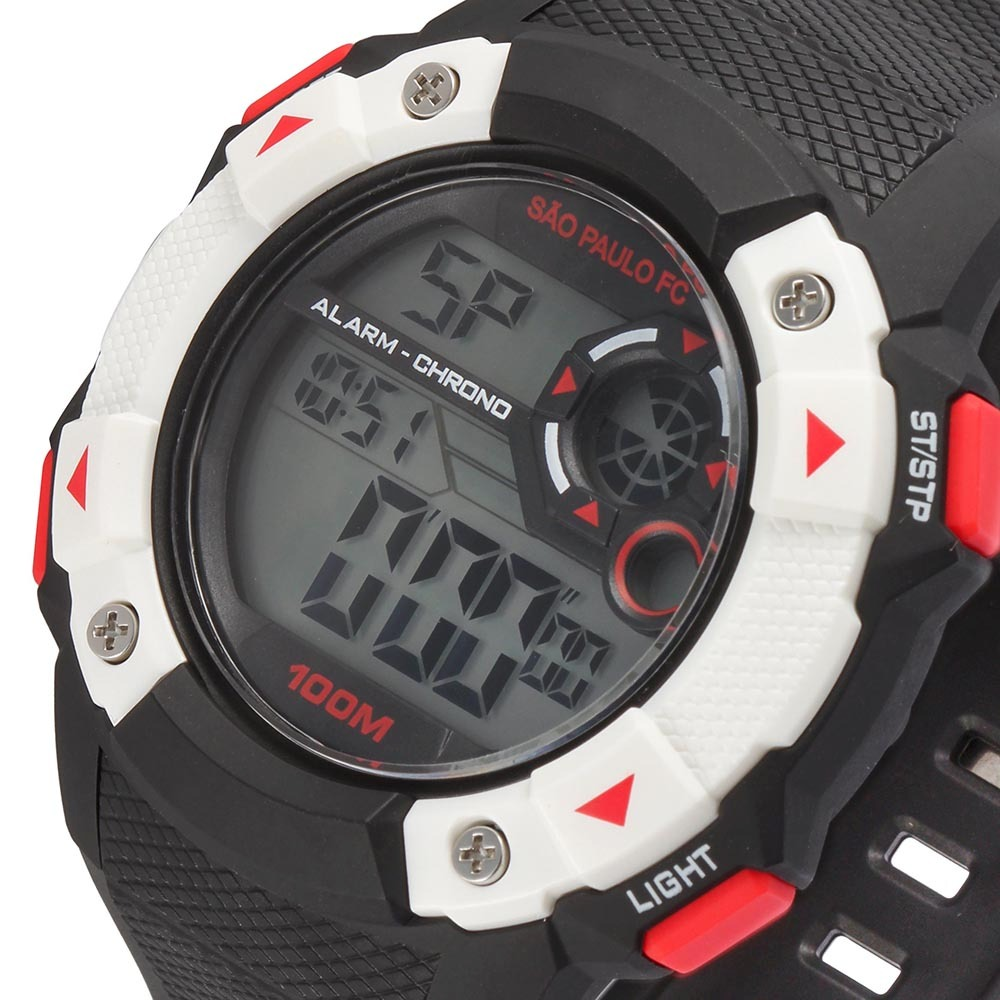 0fd29b0317a99 relógio masculino technos são paulo digital sao1360ab 8p. Carregando zoom.