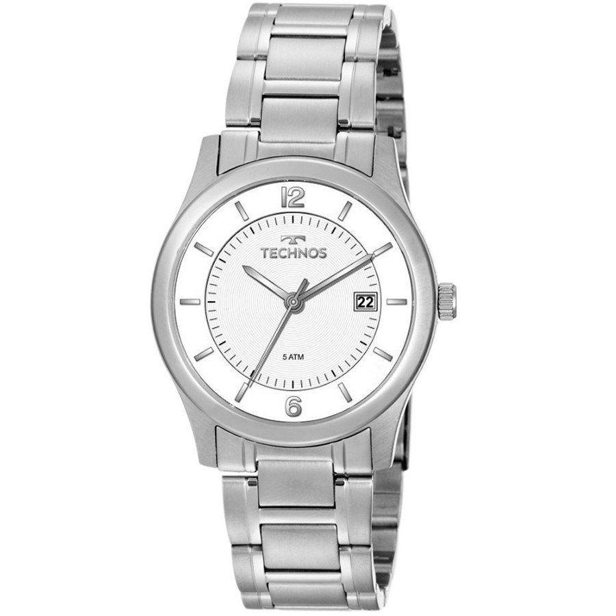 fc6965453c033 Relógio Masculino Technos Steel Gm10ym 1b - R  205