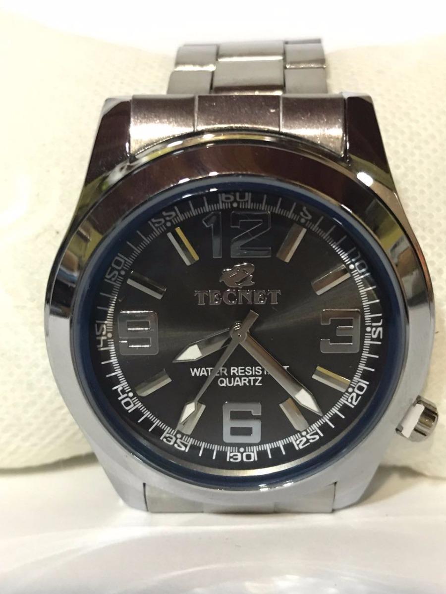 002c0b15346 relógio masculino tecnet 511ch resistente água frete grátis. Carregando  zoom.