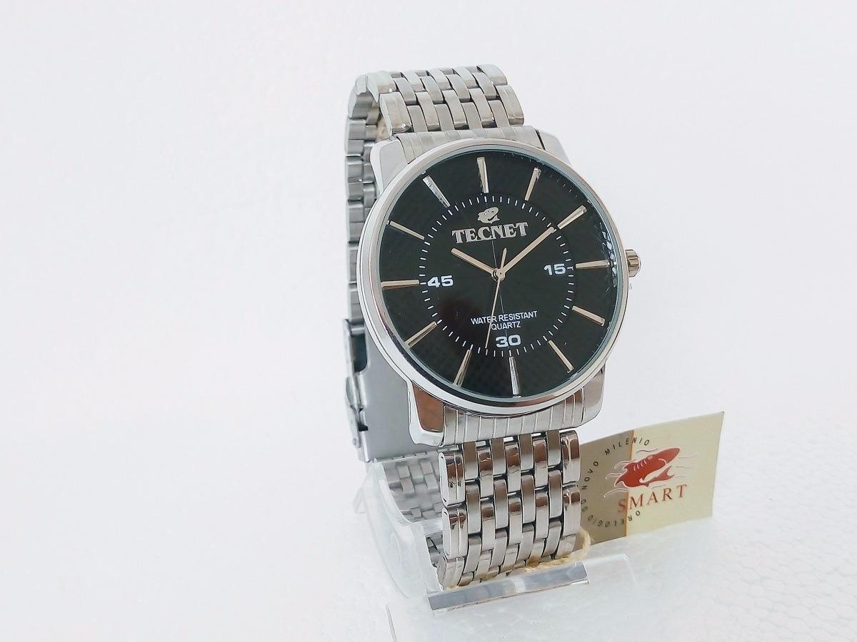 2acd089680c Relógio Masculino Tecnet
