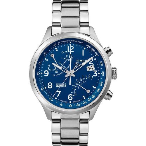 relógio masculino timex analógico casual tw2p60600ww/n