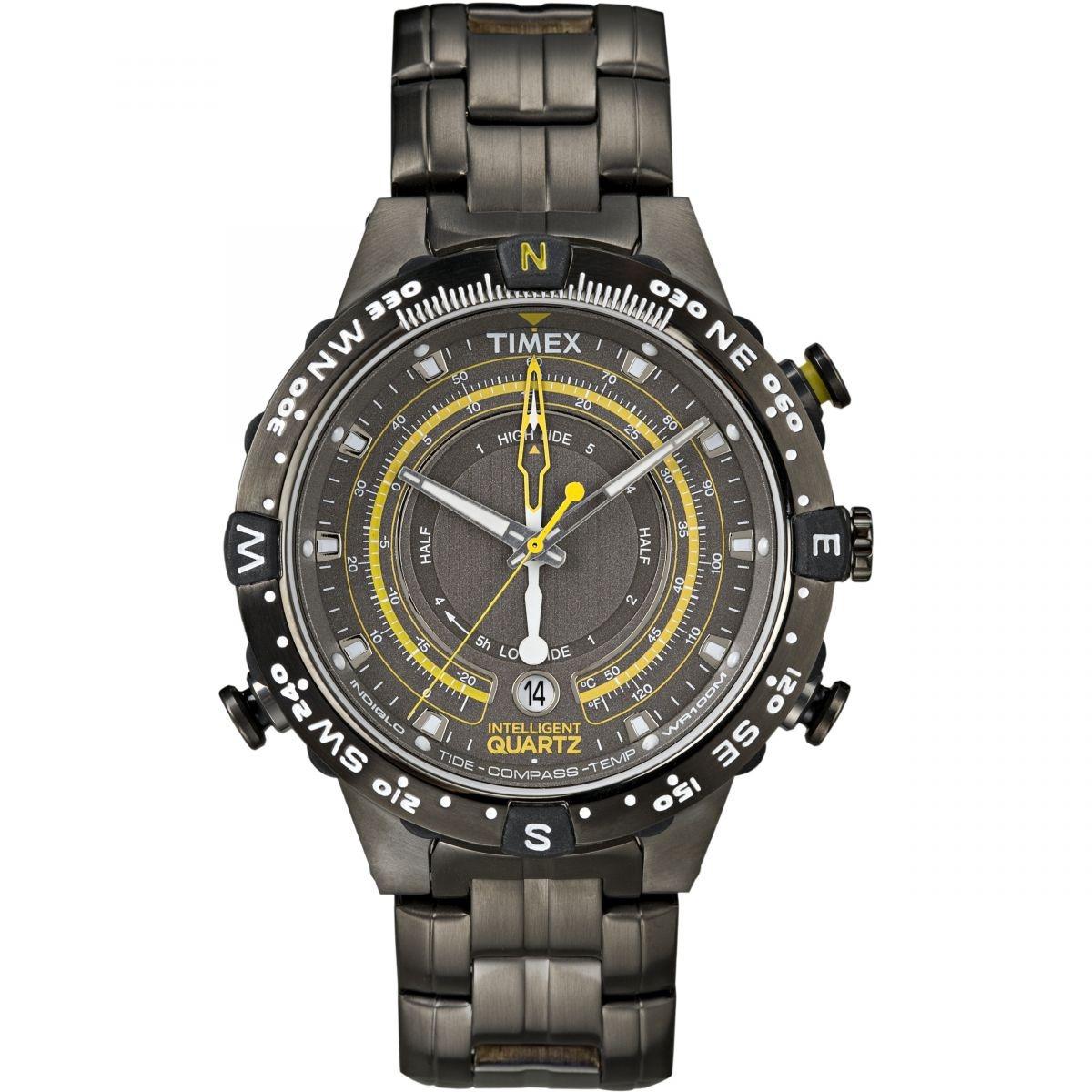 6f75a699108 relógio masculino timex intelligent quartz - t2p139. Carregando zoom.