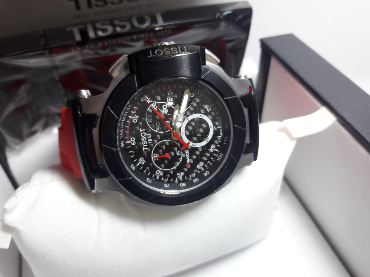 2c3e4f36866 relógio masculino tissot moto gp 100% funcional vidro safira. Carregando  zoom.