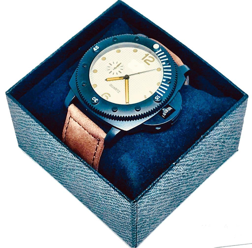 504d64a4190 Relógio Masculino Top Lançamento + Caixa + Brinde Promoção! - R  39 ...