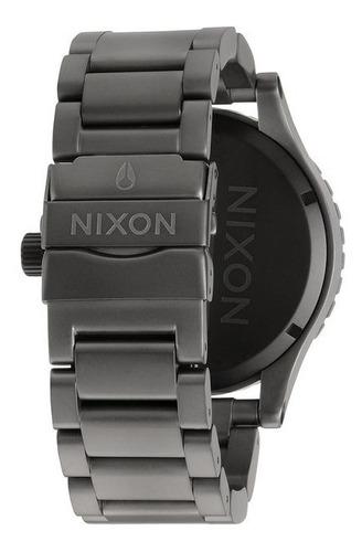 relógio masculino tpp5647 nixon - modelo a0831530 liquidação