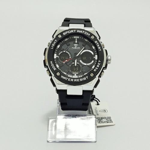 relógio masculino tuguir tg1187 barato e bonito original