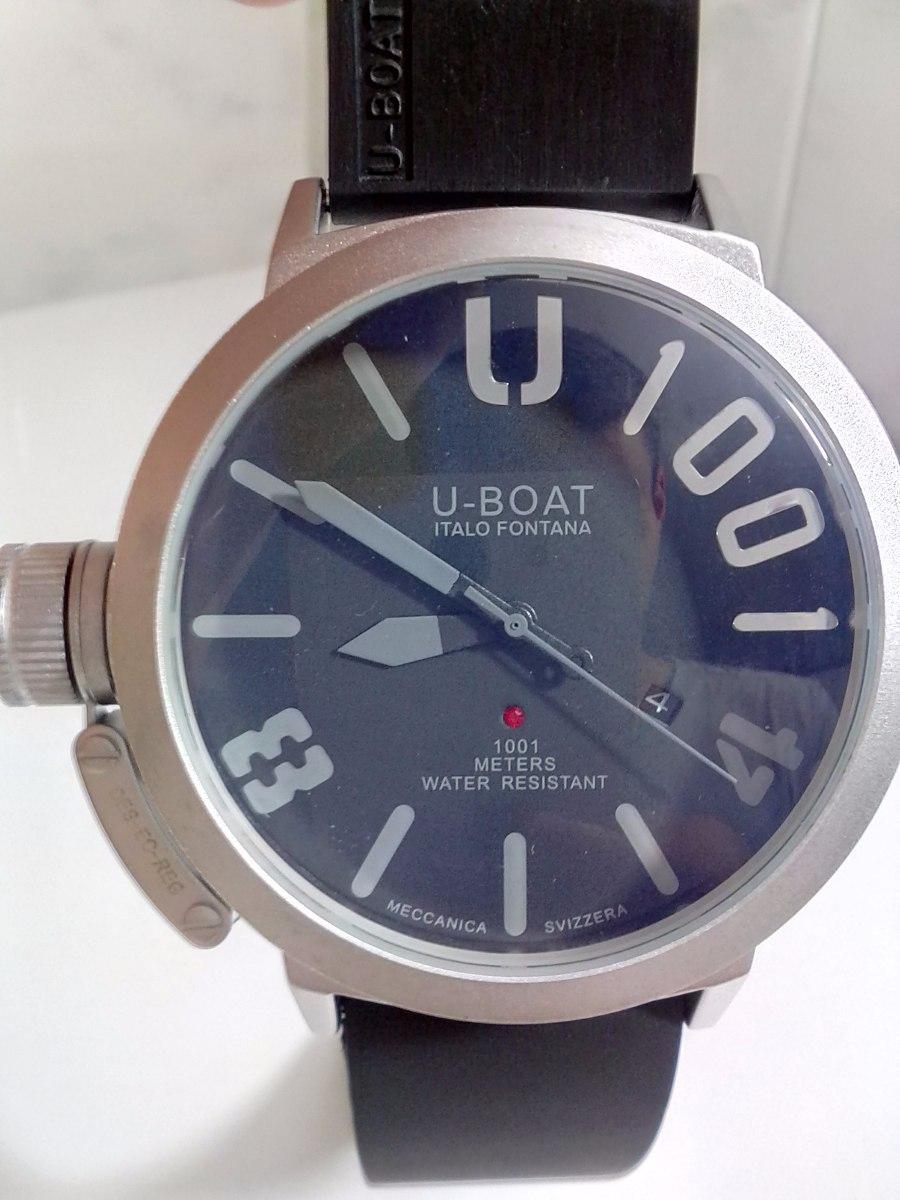 ed1784f208e relógio masculino uboat italo fontana u1001 limited edition. Carregando  zoom.