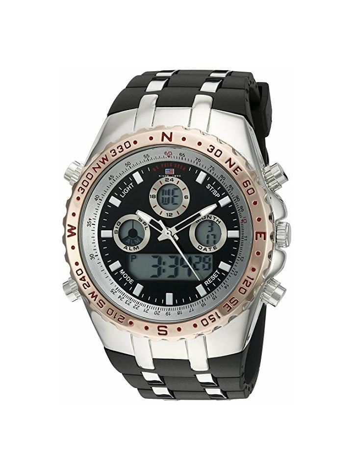 0b37093cec8 relógio masculino us polo original pronta entrega promoção. Carregando zoom.
