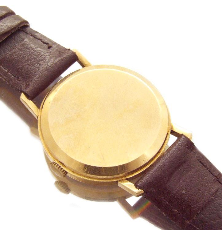 2d7f61a4450 Relógio Masculino Vacheron   Constantin Geneve Em Ouro J5183 - R ...