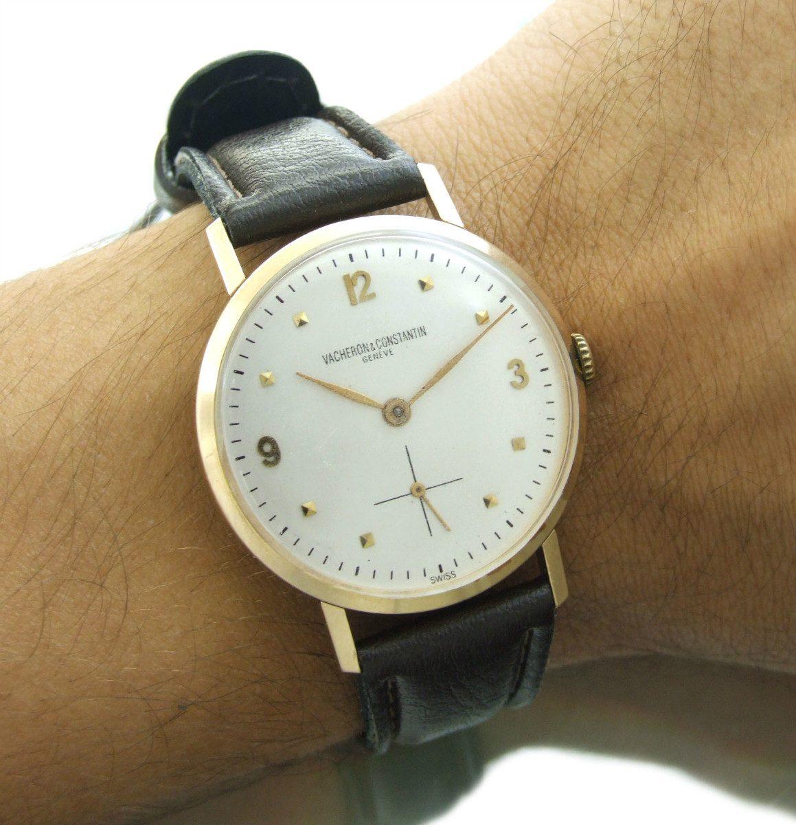 9108633f059 relógio masculino vacheron   constantin geneve em ouro j5183. Carregando  zoom.