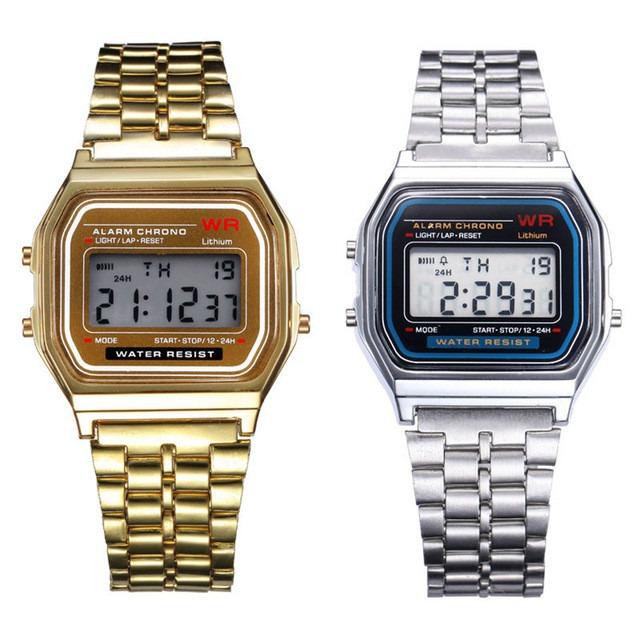 ea84900ad56 Relógio Masculino Vintage Casio Retro Digital Novo unidade! - R  49 ...