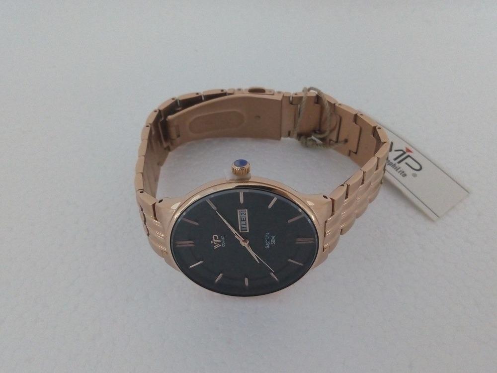 646ea19a003 relógio masculino vip quartz slim social luxo original. Carregando zoom.