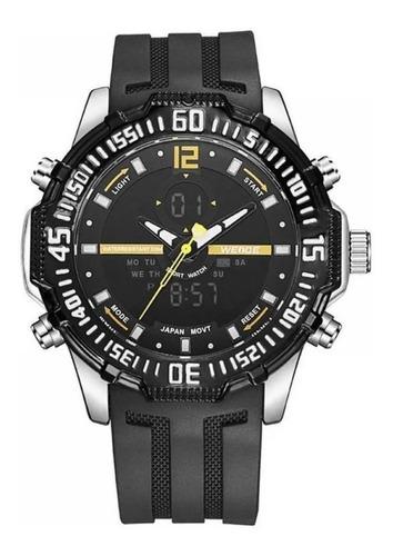 relógio masculino weide anadigi original