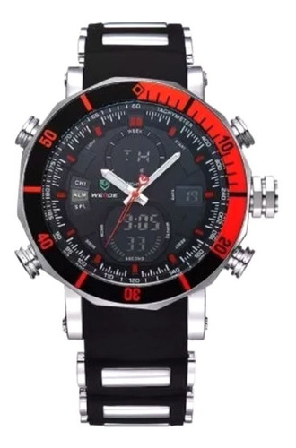 relógio masculino weide modelo wh5203