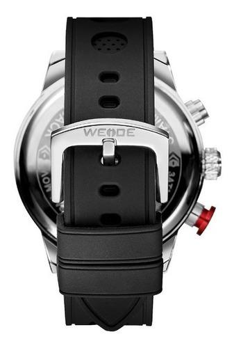 relogio masculino weide - modelo wh6301