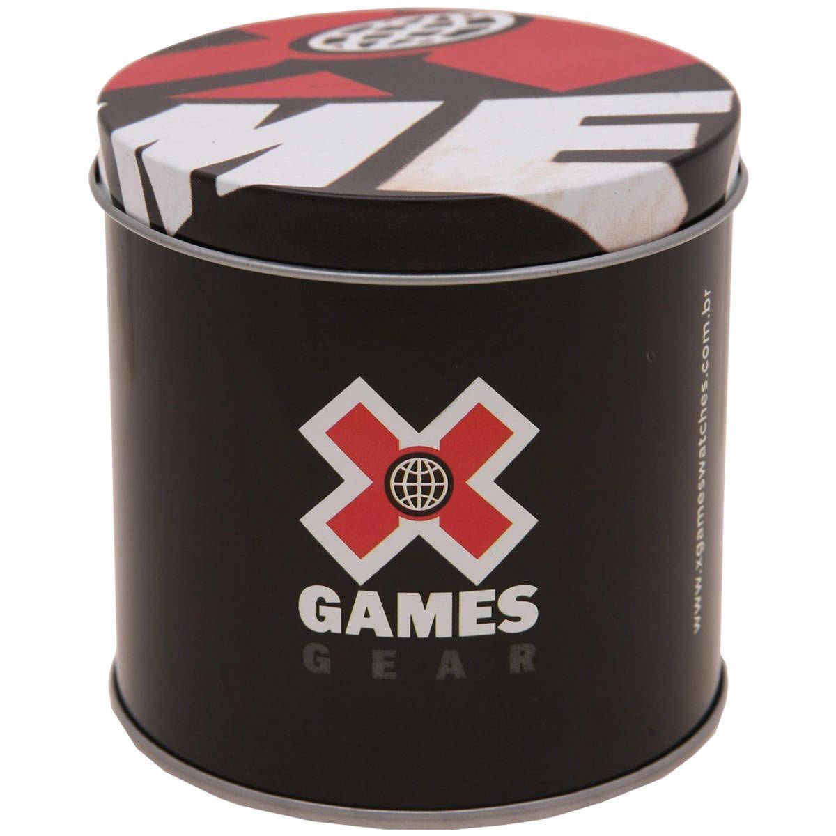 8116c264849 Características. Marca X-Games  Modelo XMPPD342 BXBX  Modelo alfanumérico  Digital  Gênero Masculino ...