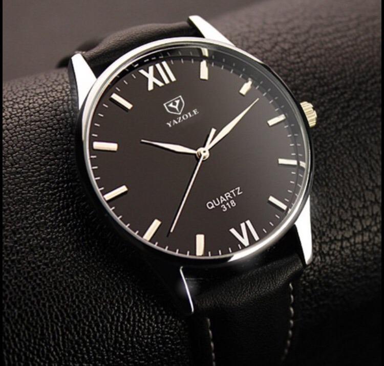 3f5d461b149 Relógio Masculino Yazole 318 Luxo - Frete Grátis - R  84