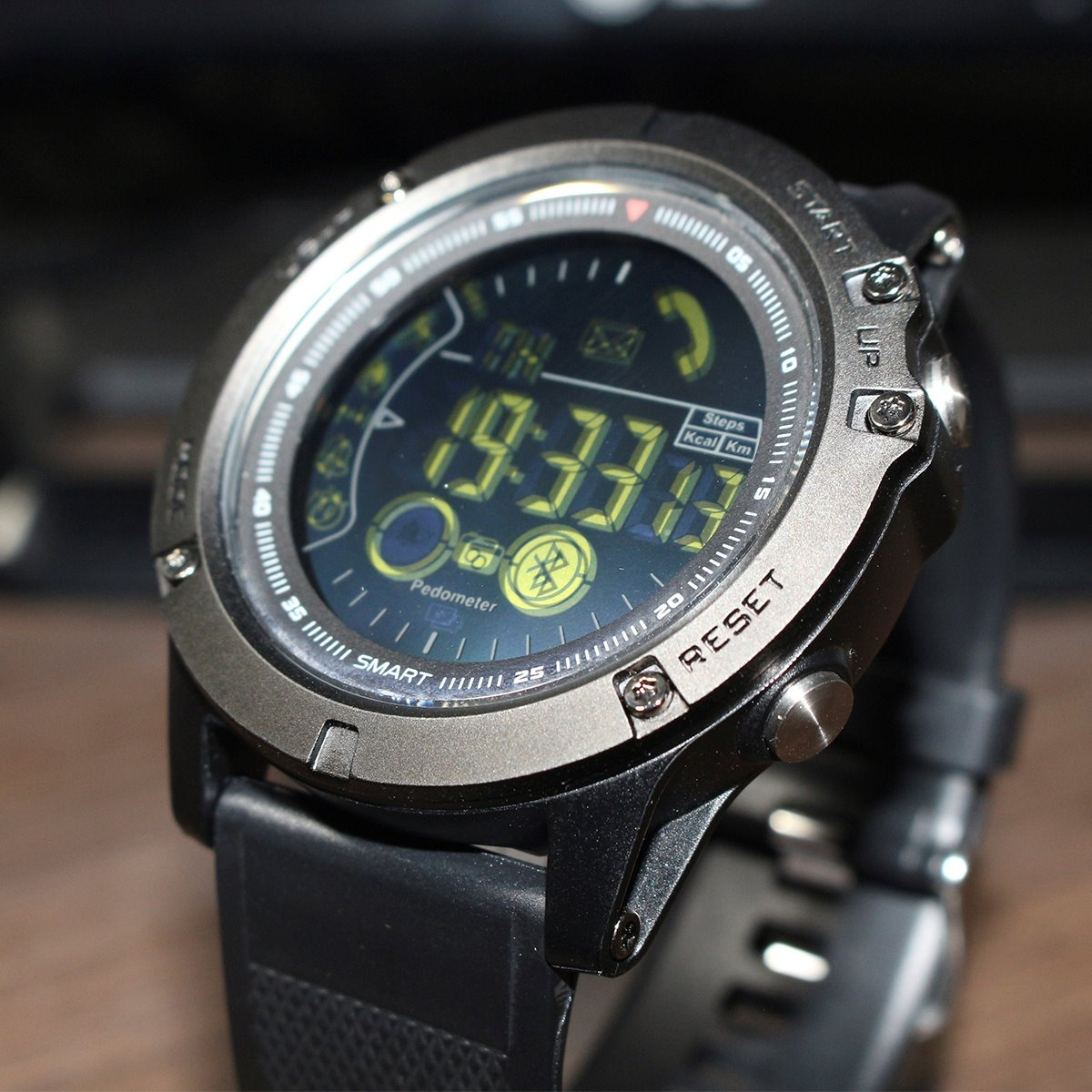 e7f1db16533 relógio masculino zeblaze vibe 3 com bluetooth 4.0. Carregando zoom.