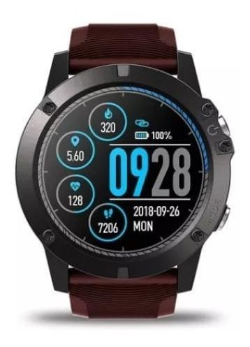 relógio masculino zeblaze vibe 3 pro monitor cardiaco