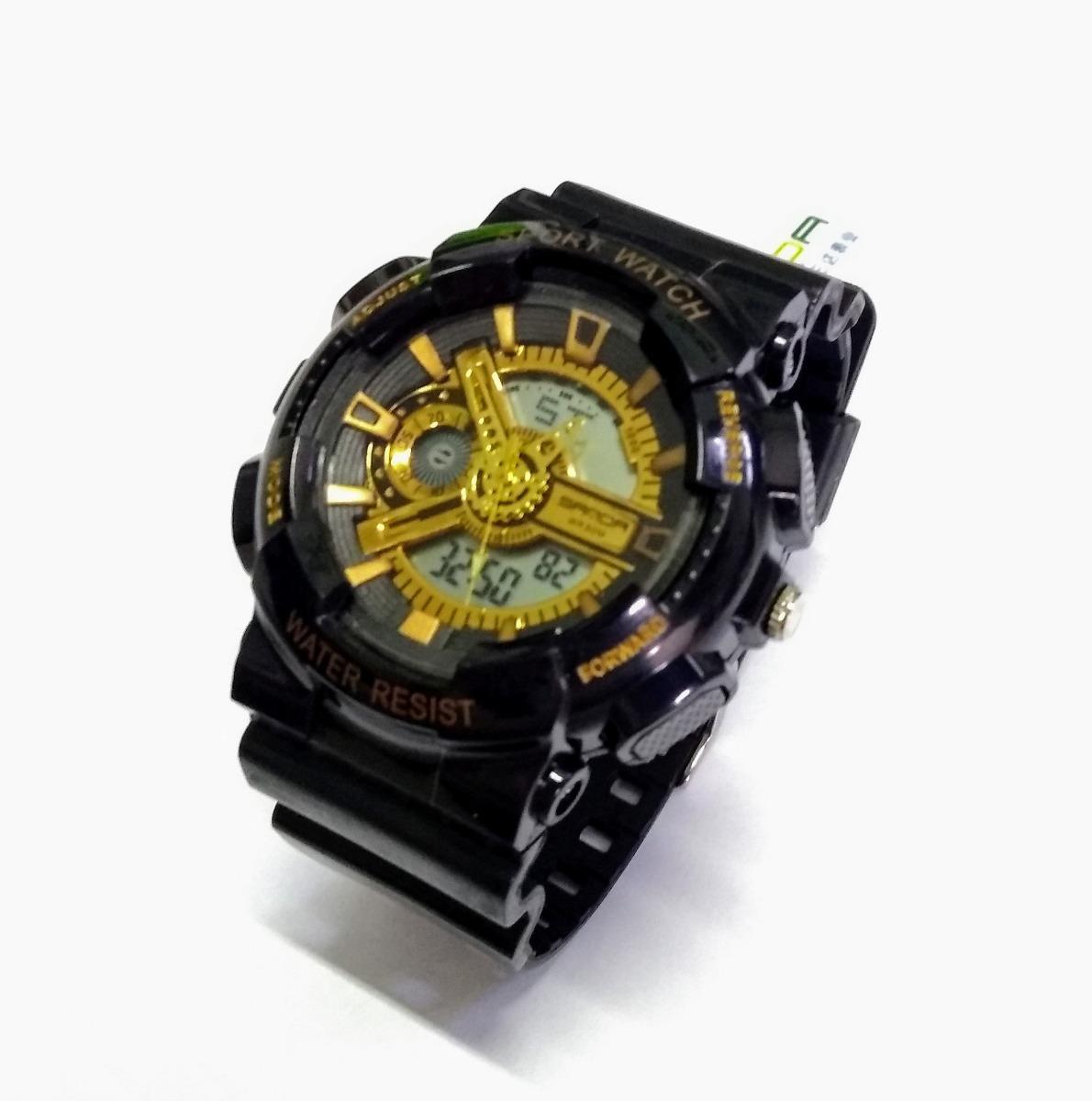 6348300b3b1 relógio masculinos esportivo luxo. Carregando zoom.