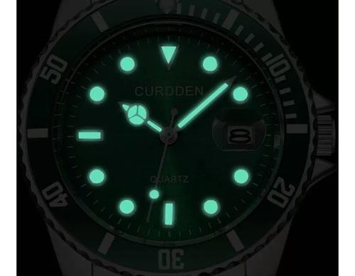 relógio masculinos fundo de rosca, a prova dagua, top luxo
