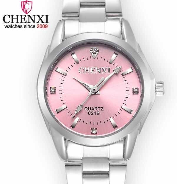 2e572c9ea77 Relógio Meninas Chenxi 2019 - R  109