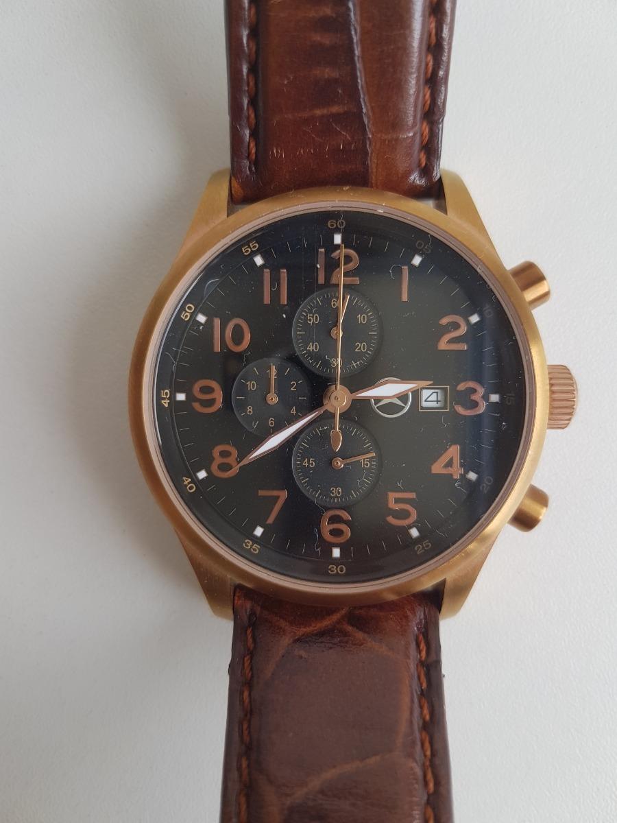 9a3d78e945f relógio mercedes benz classic. Carregando zoom.