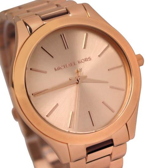 a4fdb48f5b6 relógio luxo michael kors mk3197 orig anal gold rosé! Carregando zoom... relógio  michael kors