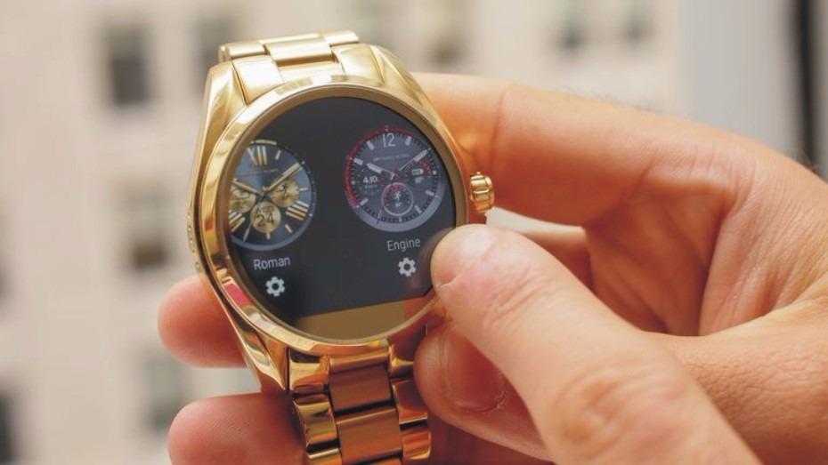 Relogio Michael Kors Mkt5001 Access Smartwatch Dourado - R  1.890,00 ... cd5b20a68c