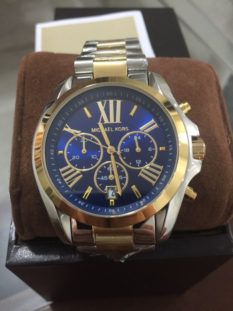 d7eaa44f70777 Relógio Michael Kors Mk5976 Original - Não É Réplica - R  850,00 em ...