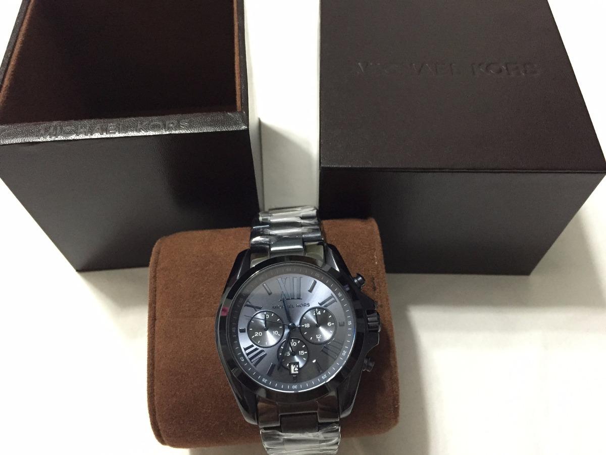 Relógio Michael Kors Mk6248 Azul Original - Não É Réplica - R  850 ... 641e7f5dd8