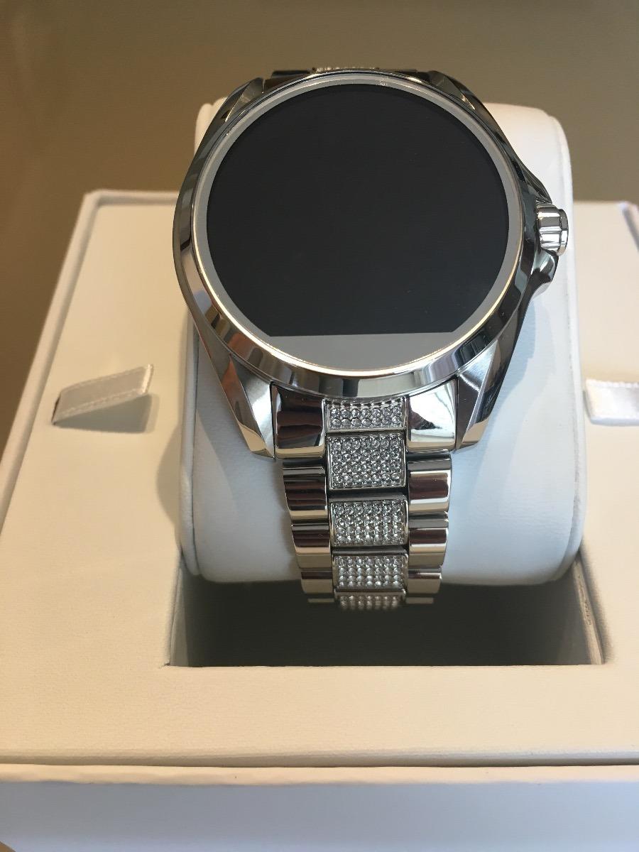 4add1e7642a29 Relógio Michael Kors Access Touch Smartwatch Com Cristais - R  2.090 ...