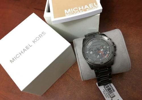Relógio Michael Kors Mk8465 Original + Caixa + 3 Anos De G - R  569 ... 95085f6bf1