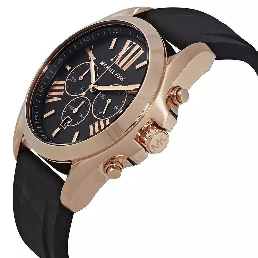 8d8743326aca2 Relógio Michael Kors Mk8559 Rose Original Com Caixa + Frete - R  415 ...